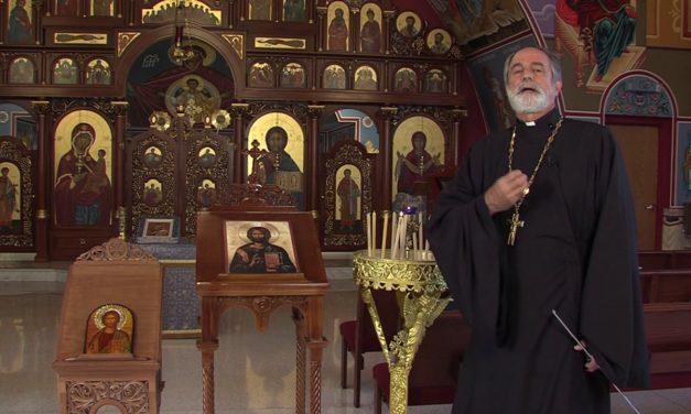 Icon – An Instrument of Prayer: Fr. Tom Loya