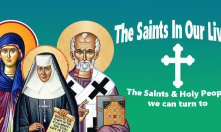 The Saints in Our Lives