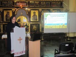 Презентація програми «Молитовне читання Євангелія від Марка» та «Інструкції щодо Причастя немовлят та дітей в УГКЦ»