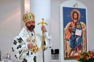 Проповідь Блаженнішого Святослава під час Архиєрейської Божественної Літургії на Всеукраїнському з'їзді катехитів