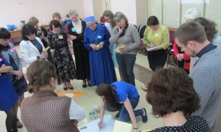 Катехити в Івано-Франківську вчились проводити літні християнські табори