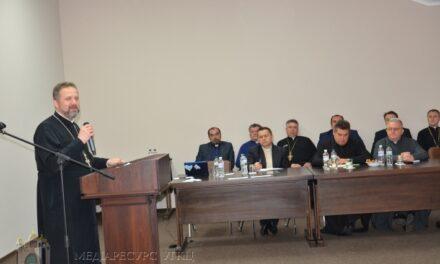 Другий день зустрічі координаторів Стратегії розвитку УГКЦ'2020 був присвячений темі розвитку та активізації служіння ближньому