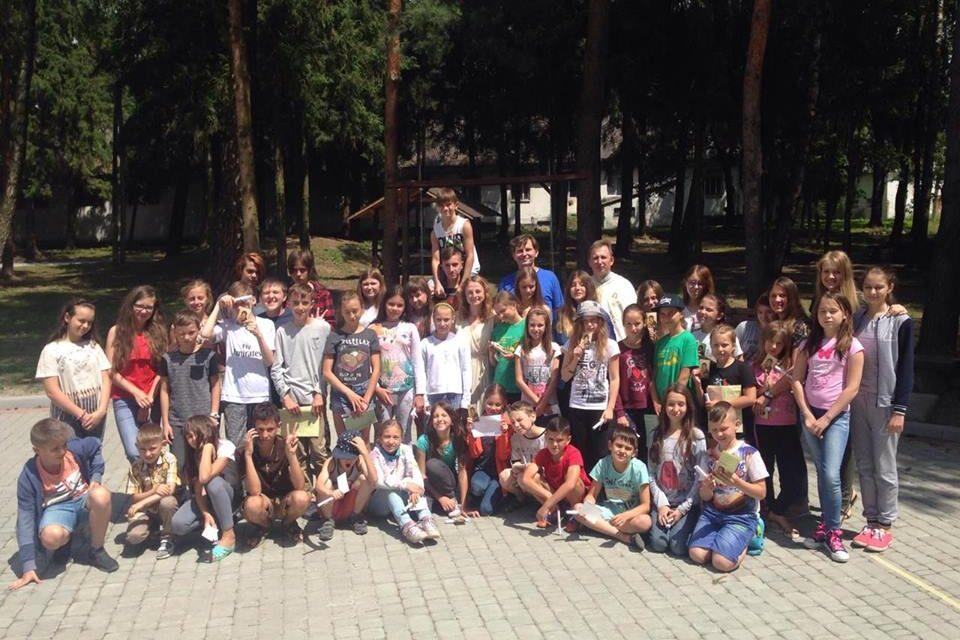 «Великого бажайте!» Літній християнський табір, Дрогобич – 2017