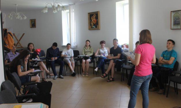У Луцьку готувались до християнських таборів