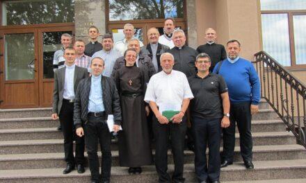 Катехитична комісія Івано-Франківської архиєпархії готується до нового навчального року