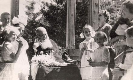 Правила для катехитів Андрея Шептицького