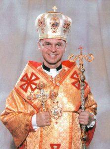 Владика Давид (Мотюк) – Голова Патріаршої катехитичної комісії, правлячий єпископ Едмонтонської єпархії УГКЦ.