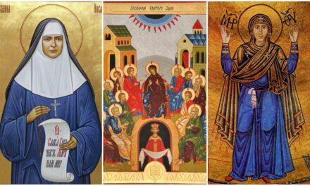 Від жінки до Церкви