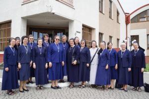 Сестри СНДМ - учасниці конференції