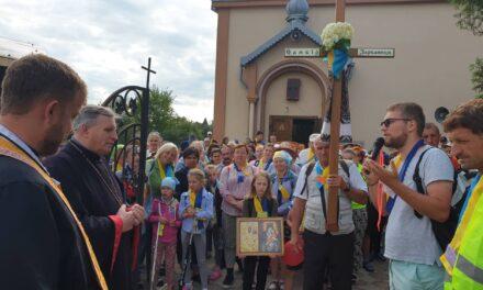 Найдовша проща України довжиною в 10 днів