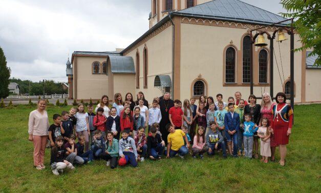 У Долині відбулися канікули з Ісусом