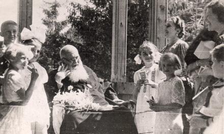 Андрей Шептицький. Радість як плід твоїх діл