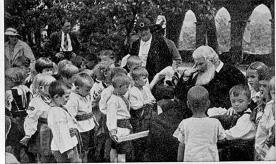 Митрополит Андрей – опікун і вихователь дітей та молоді