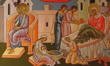 Слово на Різдво Пресвятої Богородиці святителя Андрея Критського