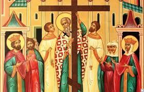 Слово на Всеславне Воздвиження Хреста