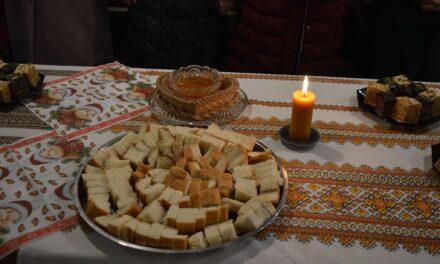 Різдвяна просфора львівських катехитів