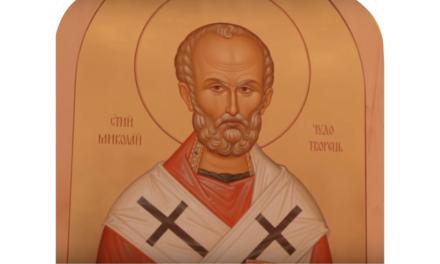 Про святого Миколая і наше милосердя