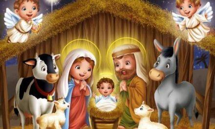 Радісно святкую Різдво Ісуса Христа