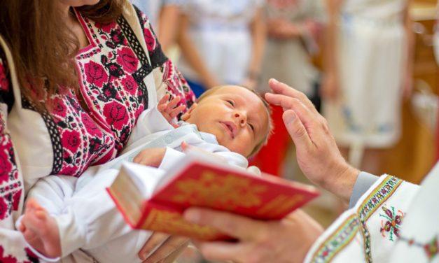 Катехизм УГКЦ про Хрещення