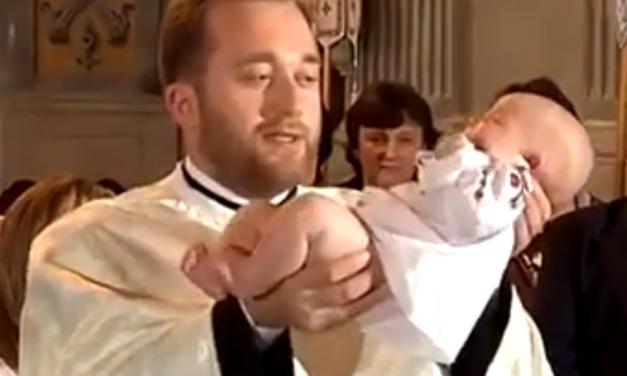 Таїнство Хрещення