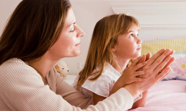Як пояснити дитині, для чого потрібно молитися?