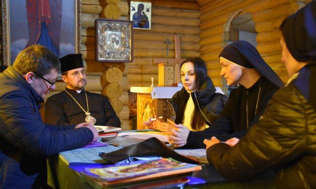 Відбувається катехитична візитація парафій одеського екзархату