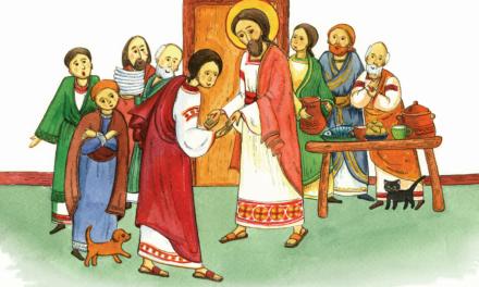 Дітям про Воскресіння (оновлено)