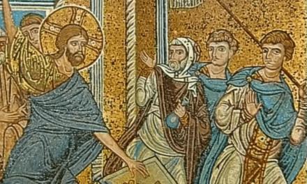 Слідами Христа. 8 серія. Кричатиме каміння