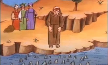 Квіти св. Франциска. 3. Антоній, вірний учень Франциска