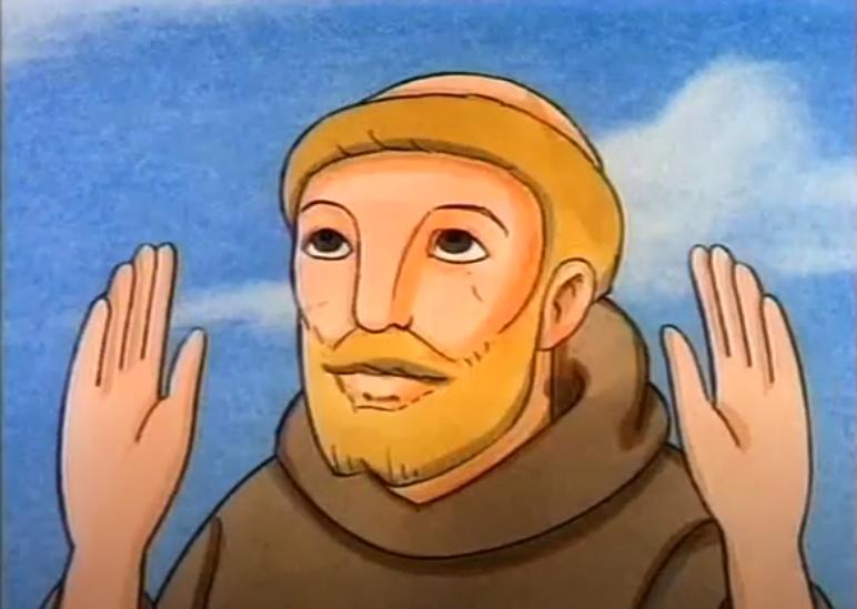 Квіти св. Франциска. 5. Наслідувати святого Франциска
