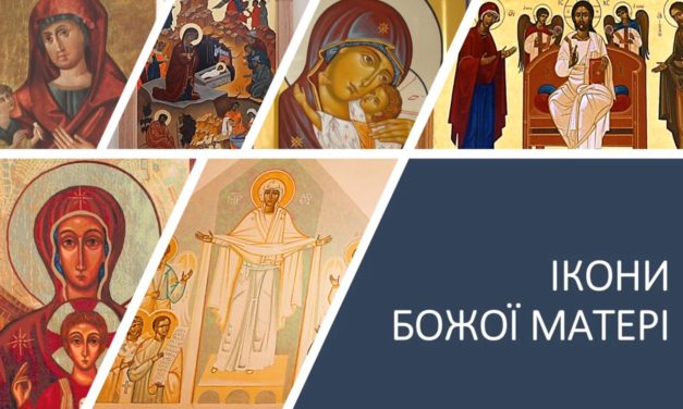 Ікони Божої Матері