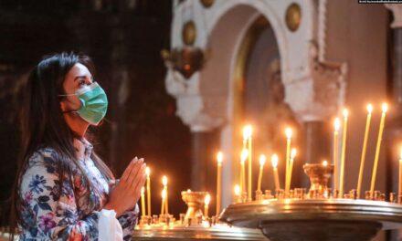 Всеукраїнська Рада Церков закликала МОЗ не звинувачувати релігійну спільноту у поширенні коронавірусу