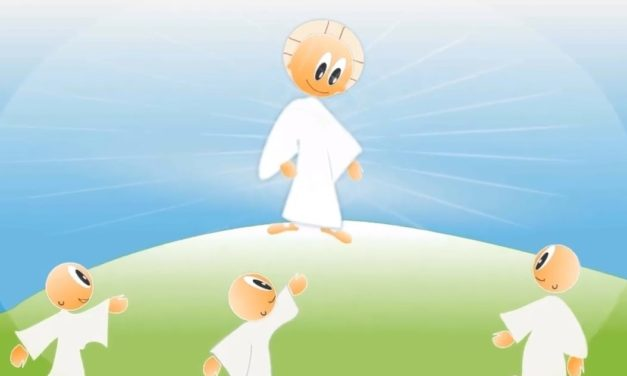 Торжество Преображення. Ісус запрошує нас бути з Ним.