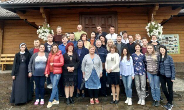 Розпочато навчання катехитів у Донецькому екзархаті