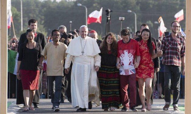 15 жовтня Папа звернеться з посланням на тему виховання