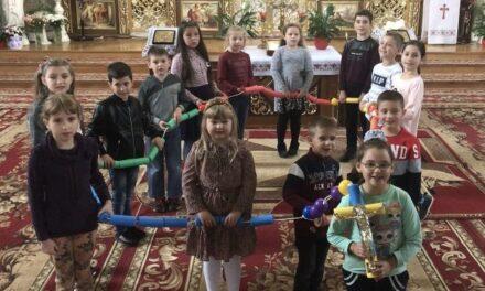 Відбулася всесвітня молитва дітей на вервиці