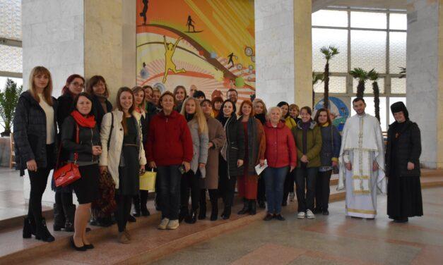 В Одесі відбулася друга навчальна зустріч катехитів