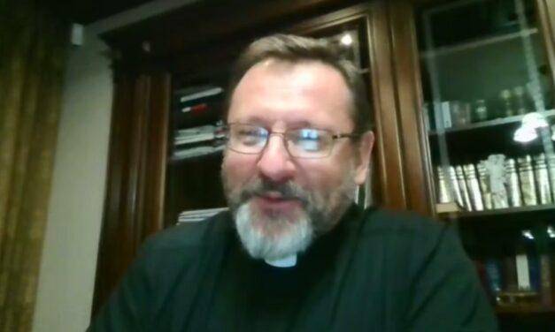Блаженніший Святослав: Катехитичний голод – виклик нам усім, бо це ми маємо нагодувати голодних