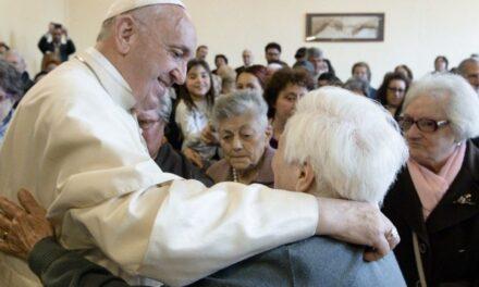 Папа Франциск встановив у Церкві День дідусів, бабусь і похилих віком