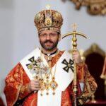 Катехити вітають Блаженнішого Святослава з 10 річницею інтронізації!