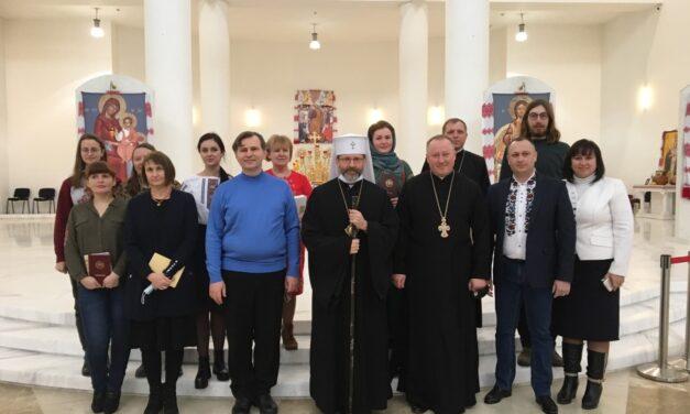 Вітаємо з випуском київську групу КПІ УКУ