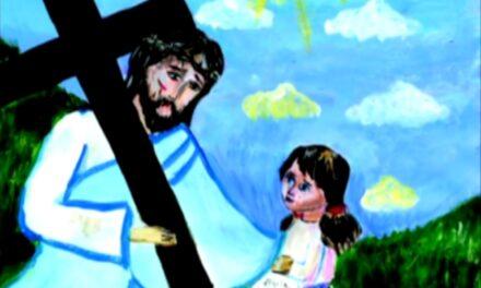 Чому плаче Ісус? (хресна дорога для дітей, відео)