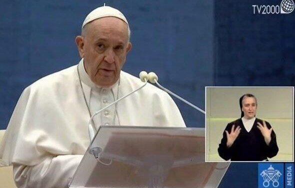 Стартує канал із катехизами Папи із сурдоперекладом