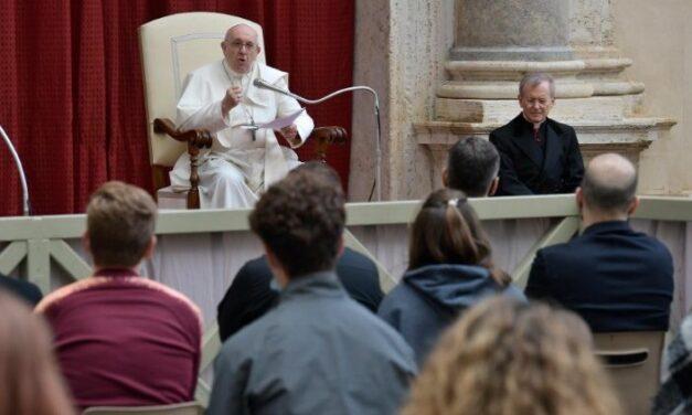Папа: Молитва – це не легка прогулянка, але наполеглива боротьба