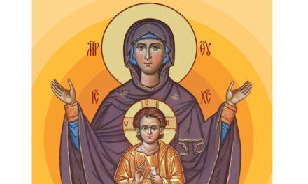 Марійська символіка богородичних свят у вечірні та утрені