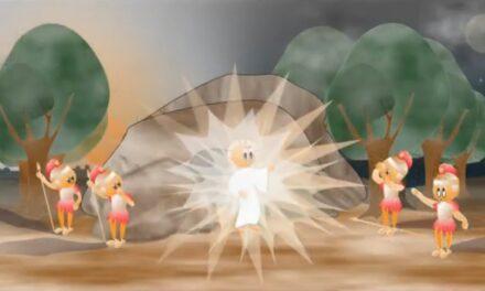 Христос воскрес! (сімейна катехиза)
