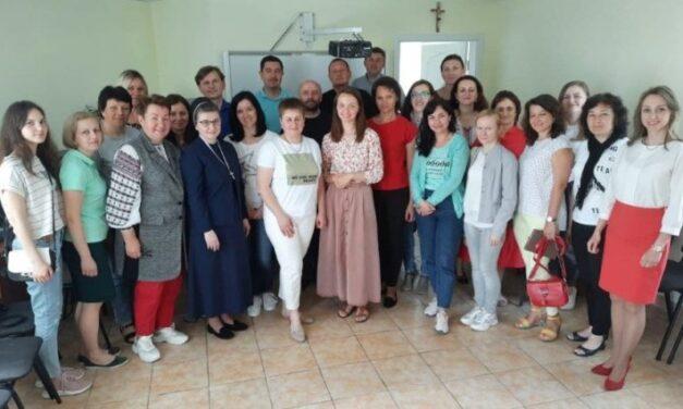 У Хмельницькому відбулась зустріч майбутніх катехитів Кам'янець-Подільської Єпархії