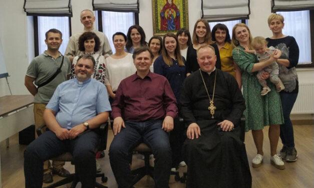 Тривають випускні богословські іспити у Катехитично-педагогічному інституті УКУ