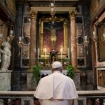 Папа: Ми є частиною молитви Ісуса до Отця