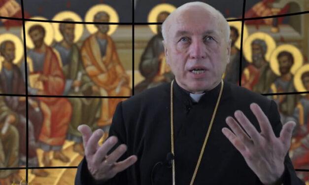 Отець Мирон Бендик про Катехизм для молоді: «Йти з Христом – це вибрати щасливу траєкторію свого життя»